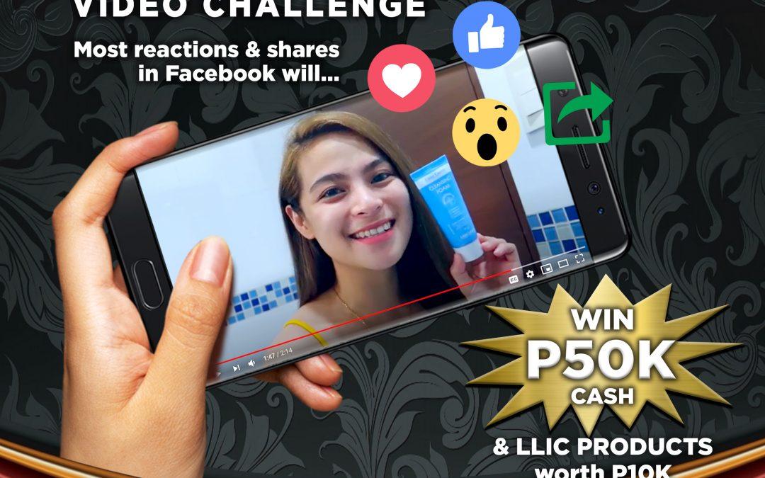 Lueur Lauren Beauty is Power Video Challenge