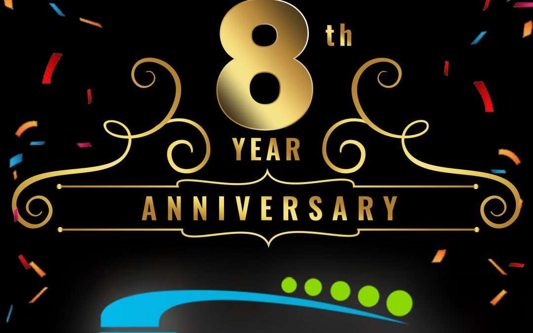 Happy  8th Year Anniversary TPC!