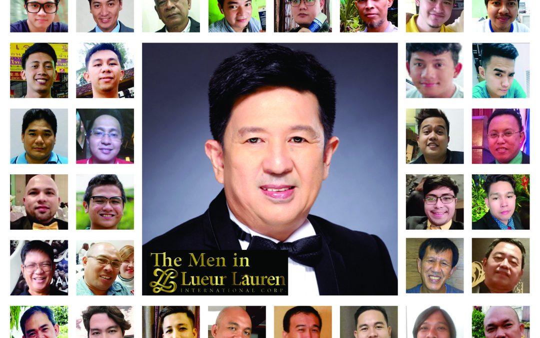 The Men in Lueur Lauren