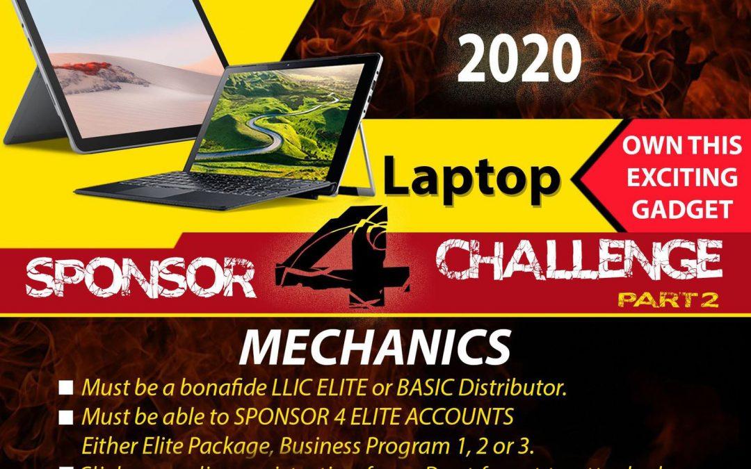 Join our LLIC's Christmas Bonus in November 2020 Part 2