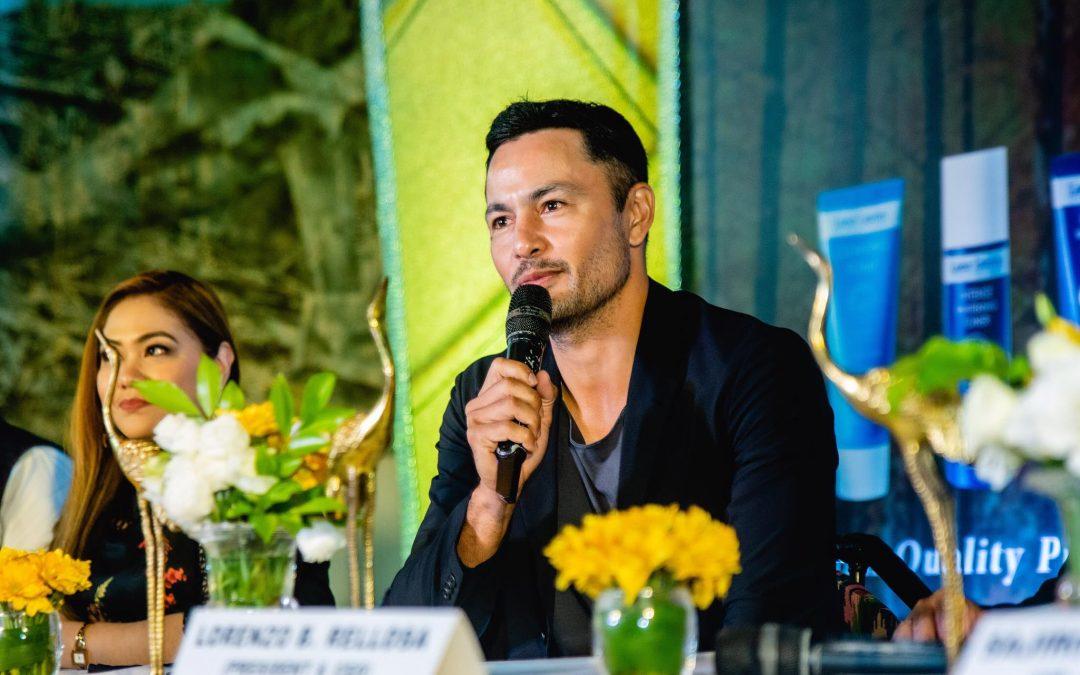 Wonderful article from Manila Standard, featuring Derek Ramsay and LLIC