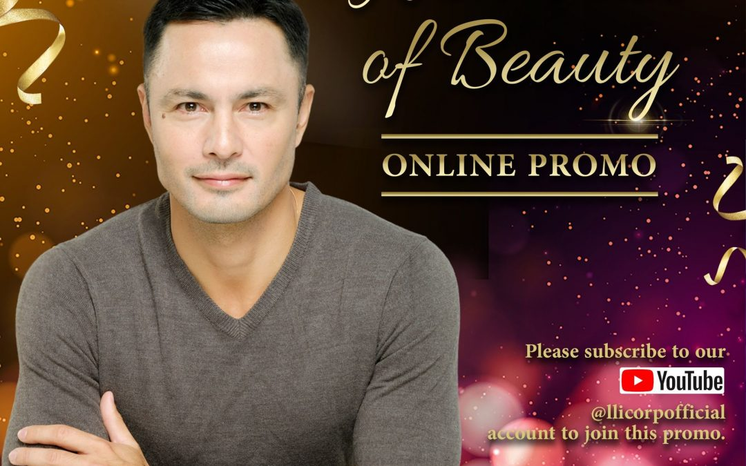 New Face of Beauty Online Promo