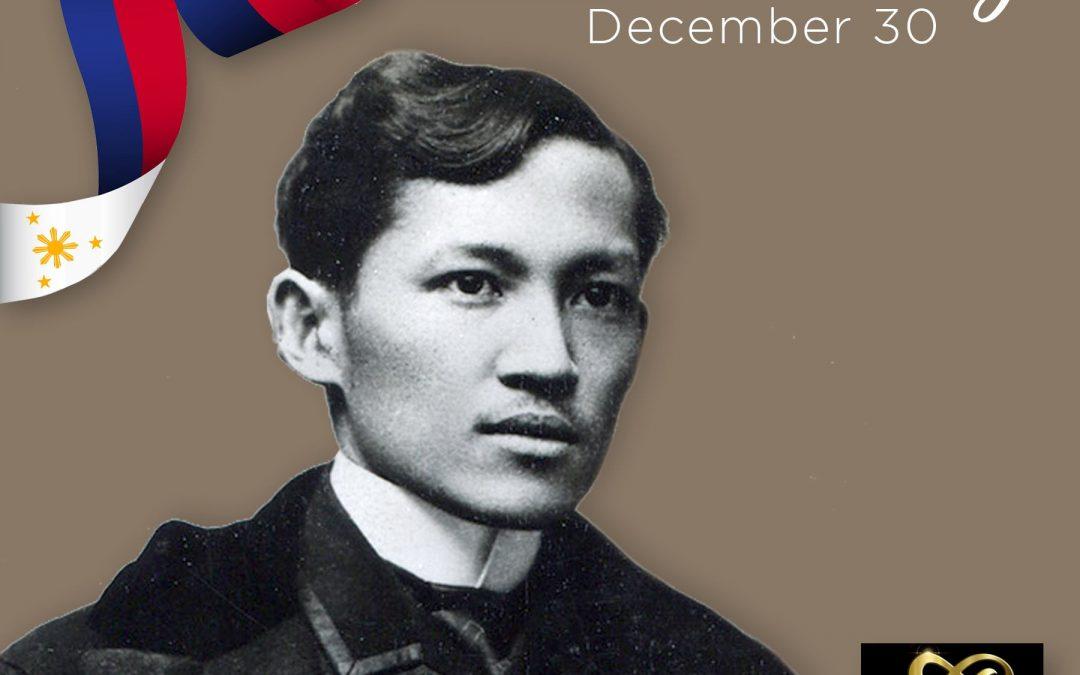 Happy Rizal Day!