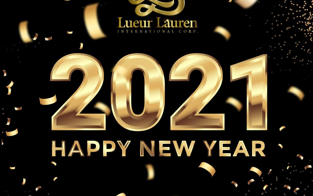 May all of us have a Blessed and Prosperous 2021!