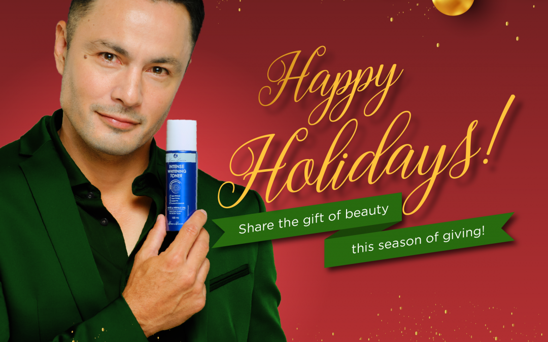 Happy Holidays, LLICians! Share the gift of beauty this season of giving!