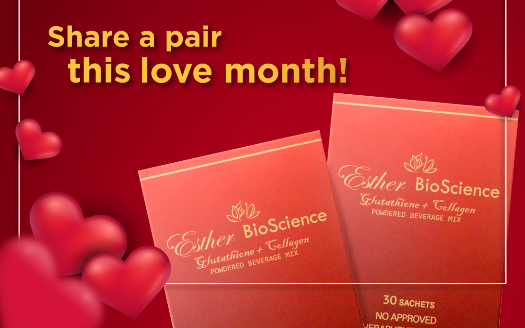 For two? Make it two! Share the gift of beauty that makes you glow from the inside to outside.