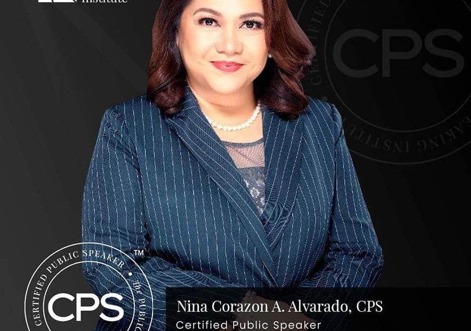 Congratulations to our very own General Manager, Ms. Niña Corazon Alvarado  and to our Strategic Business Center – Partner in Baguio area and Leader of Team BelServ, coach Cherry Belmonte-Serna