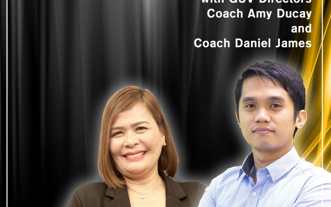 """Business Opportunity Presentation""""  on April 10, 2021, Saturday, 3:00pm at Rigel's Café, North Olympus and meet our Global Unlimited Vision Directors, Mr. Daniel James and Ms. Amy Ducay."""