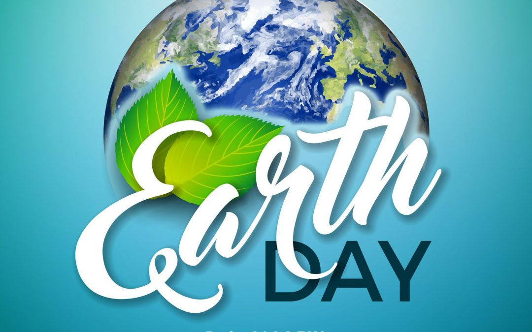"""""""Together, We Can Restore Our Earth!"""""""