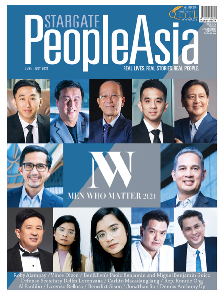 """Congratulations to our very own President and CEO, Mr. Lorenzo B. Rellosa, he is proclaimed as one of  the PeopleAsia's """"MEN WHO MATTER IN 2021"""" awardees"""