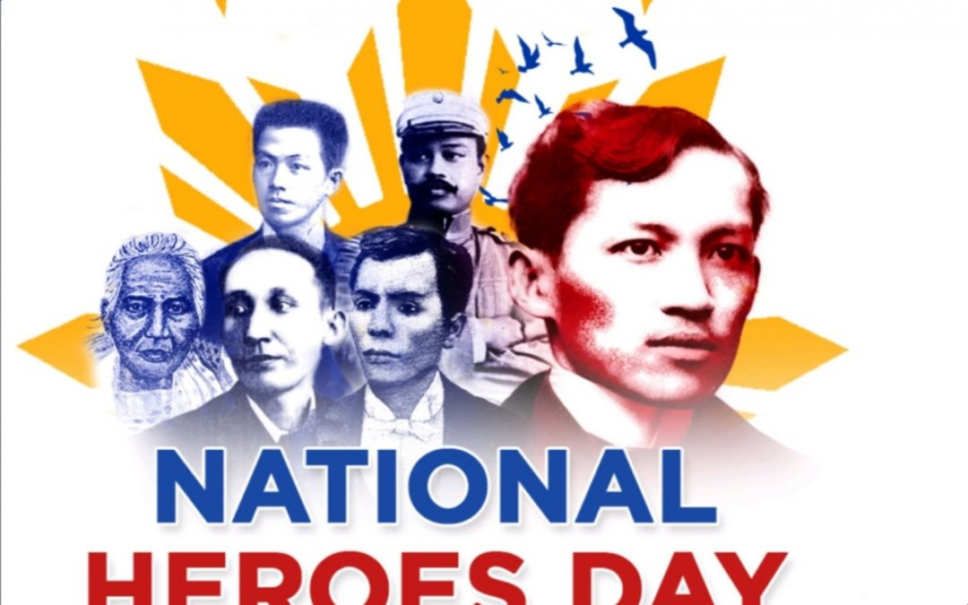 """""""NATIONAL HEROES DAY""""!"""