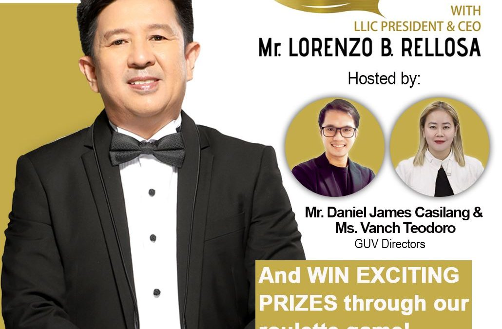 Watch as our very own President and CEO shares his Motivational Talk on the MINDSET OF A WINNER  via Zoom and FB Live.