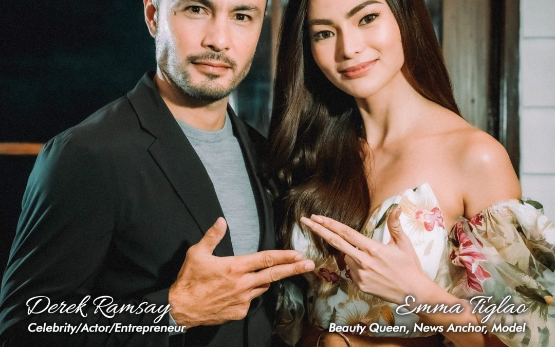 Sharing to all of you once again is the sixth part of our Lueur Lauren New Face of Beauty mini-series starring our LLIC Celebrity Ambassadors, Mr. Derek Ramsay and Ms. Emma Tiglao.